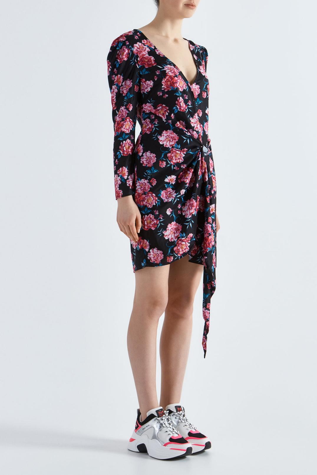 Платье c цветочным принтом KENDALL&KYLIE KKw19004