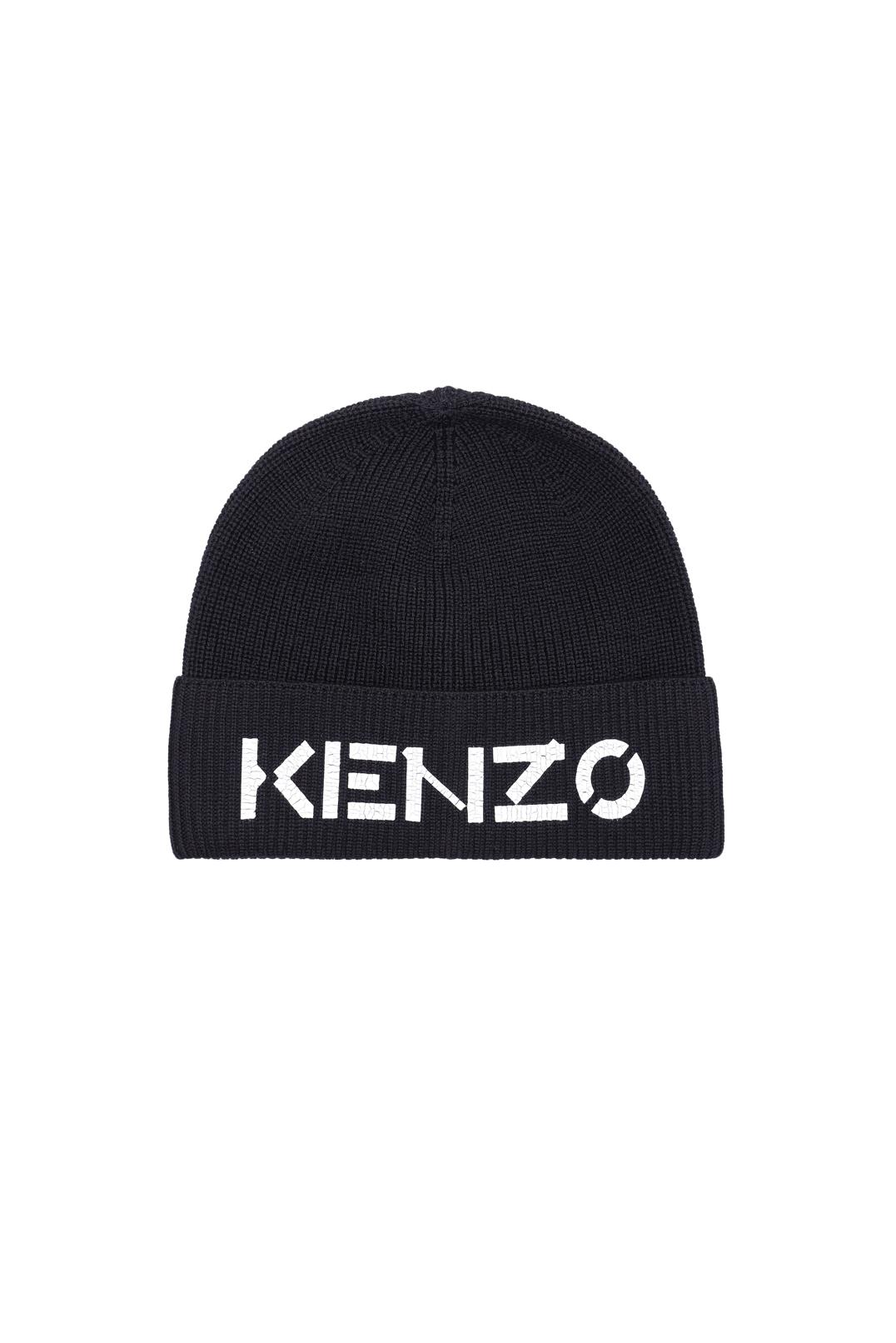 Шапка с логотипом KENZO KNZa21004