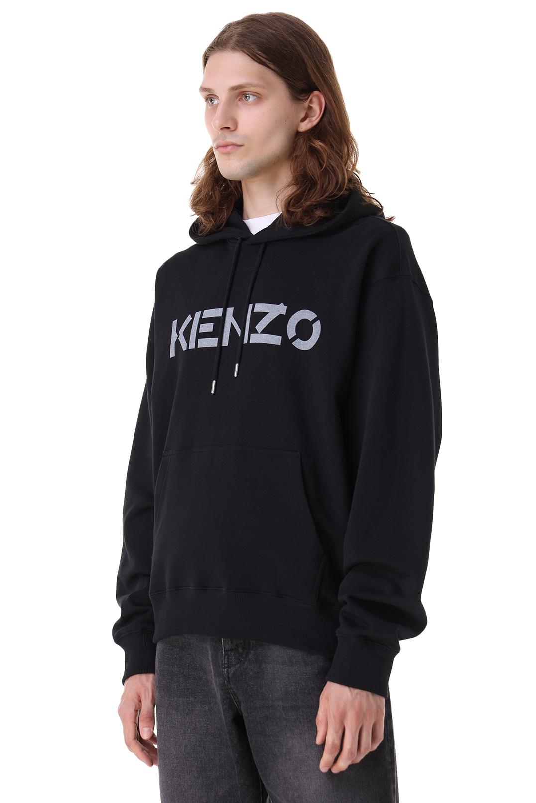 Худи с логотипом KENZO KNZm21006