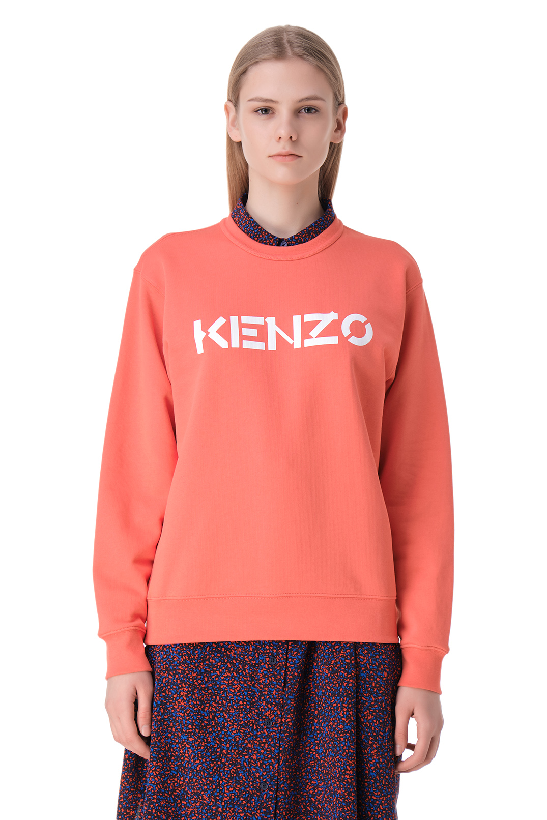 Свитшот с логотипом KENZO KNZw11004