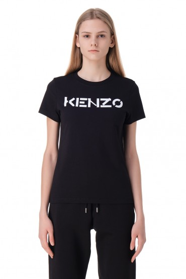 Футболка с логотипом KENZO KNZw11006