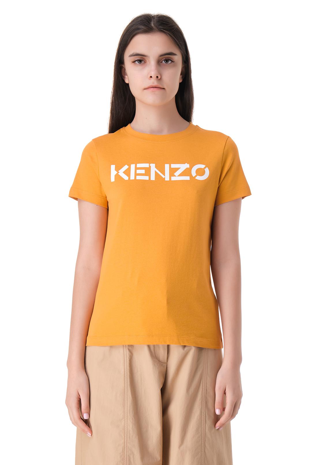 Футболка с логотипом KENZO KNZw11007