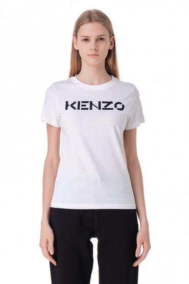 Футболка с логотипом KENZO KNZw11008