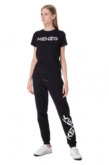 Брюки с логотипом KENZO KNZw11011
