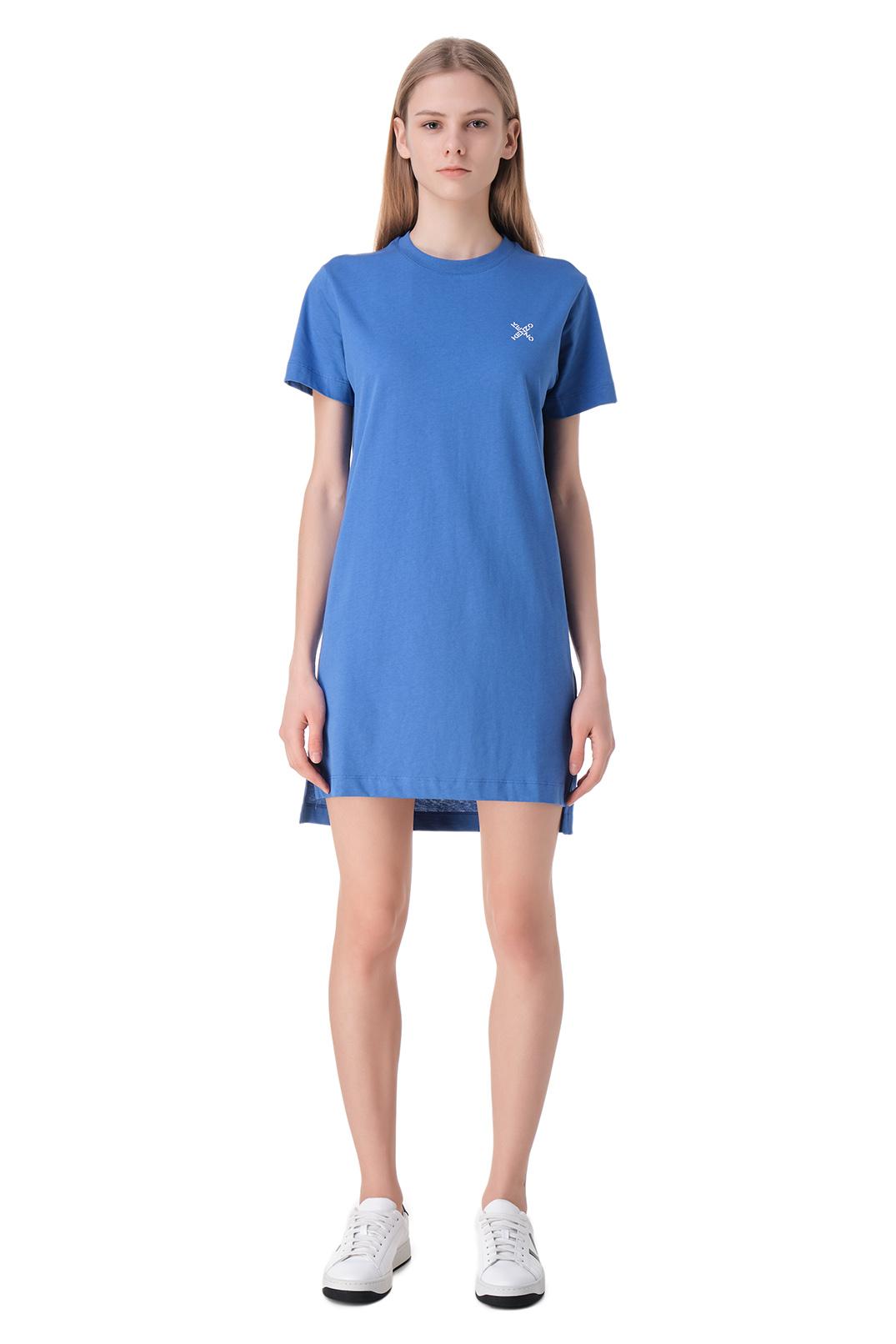 Платье-футболка с логотипом KENZO KNZw11013