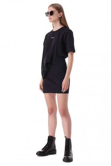 Платье с логотипом KENZO KNZw21019