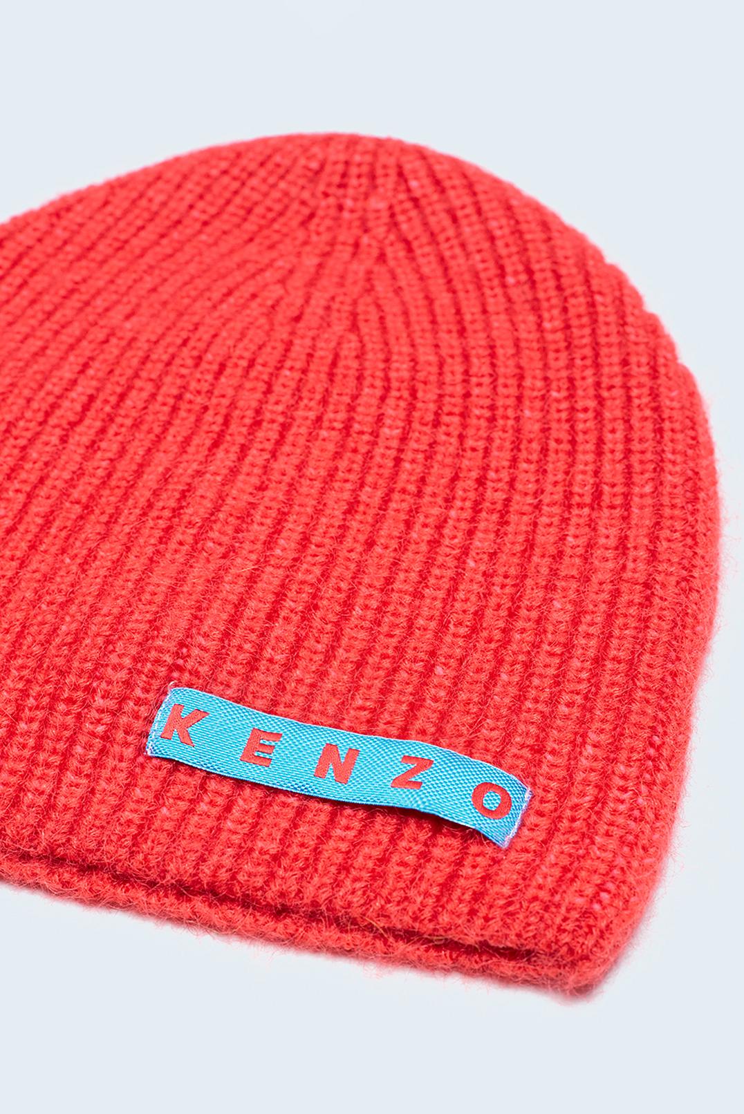 Шапка с логотипом KENZO KZma29004