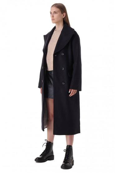 Двубортное пальто LES COYOTES DE PARIS LCDP21007