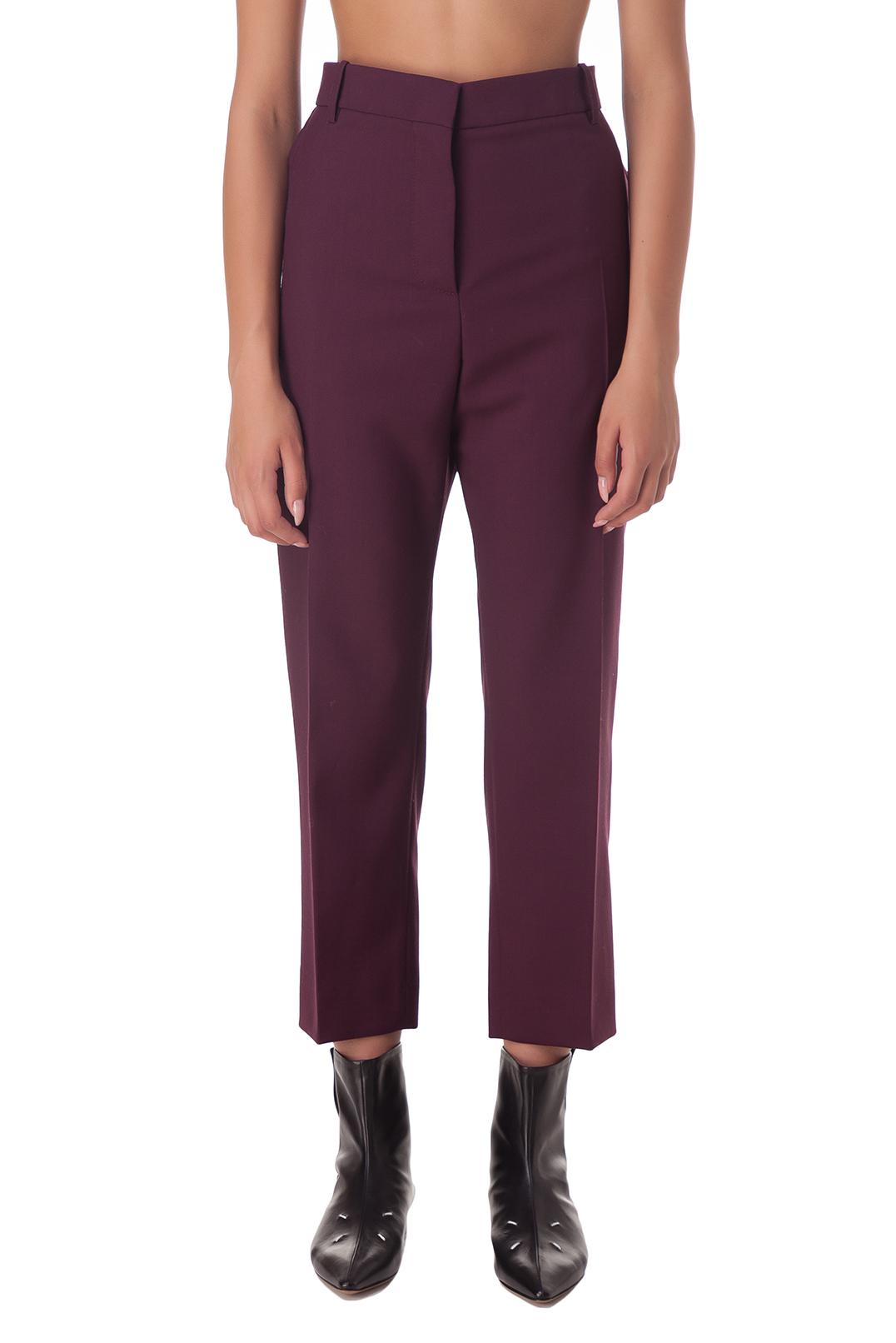 Укороченные брюки MARNI MAR20008