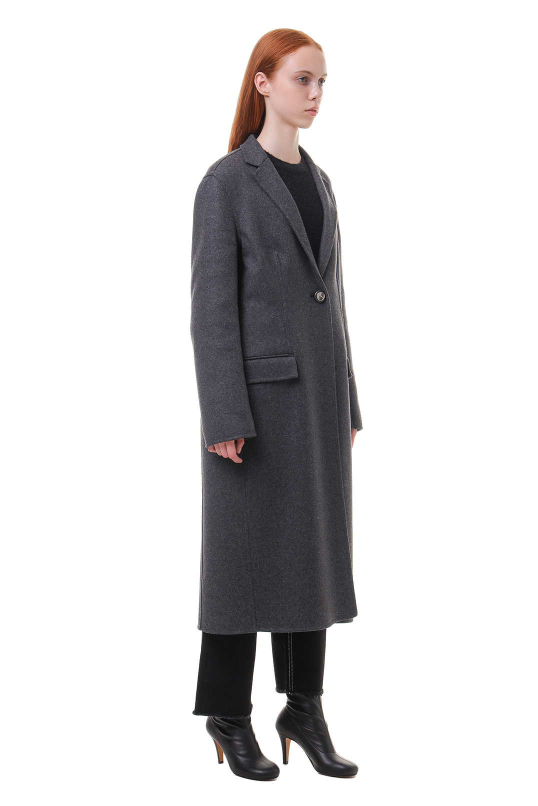 Пальто oversize MARNI MAR20010