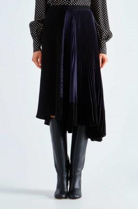 MARNI Асимметричная юбка