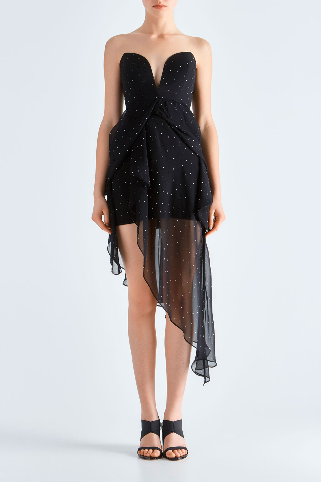 Платье MICHELLE MASON MAS19007