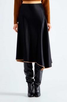 Ассиметричная юбка