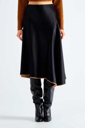 MO&CO EDITION Ассиметричная юбка