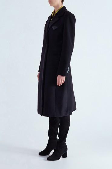 Двубортное пальто MO&CO EDITION MCEw29004