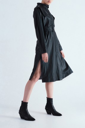 MO&CO EDITION Платье-рубашка