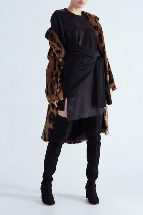 MO&CO Двухслойное платье
