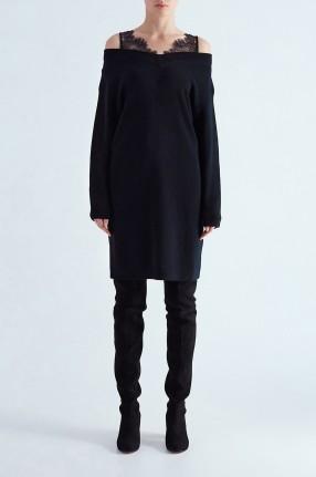 MO&CO Платье-свитер