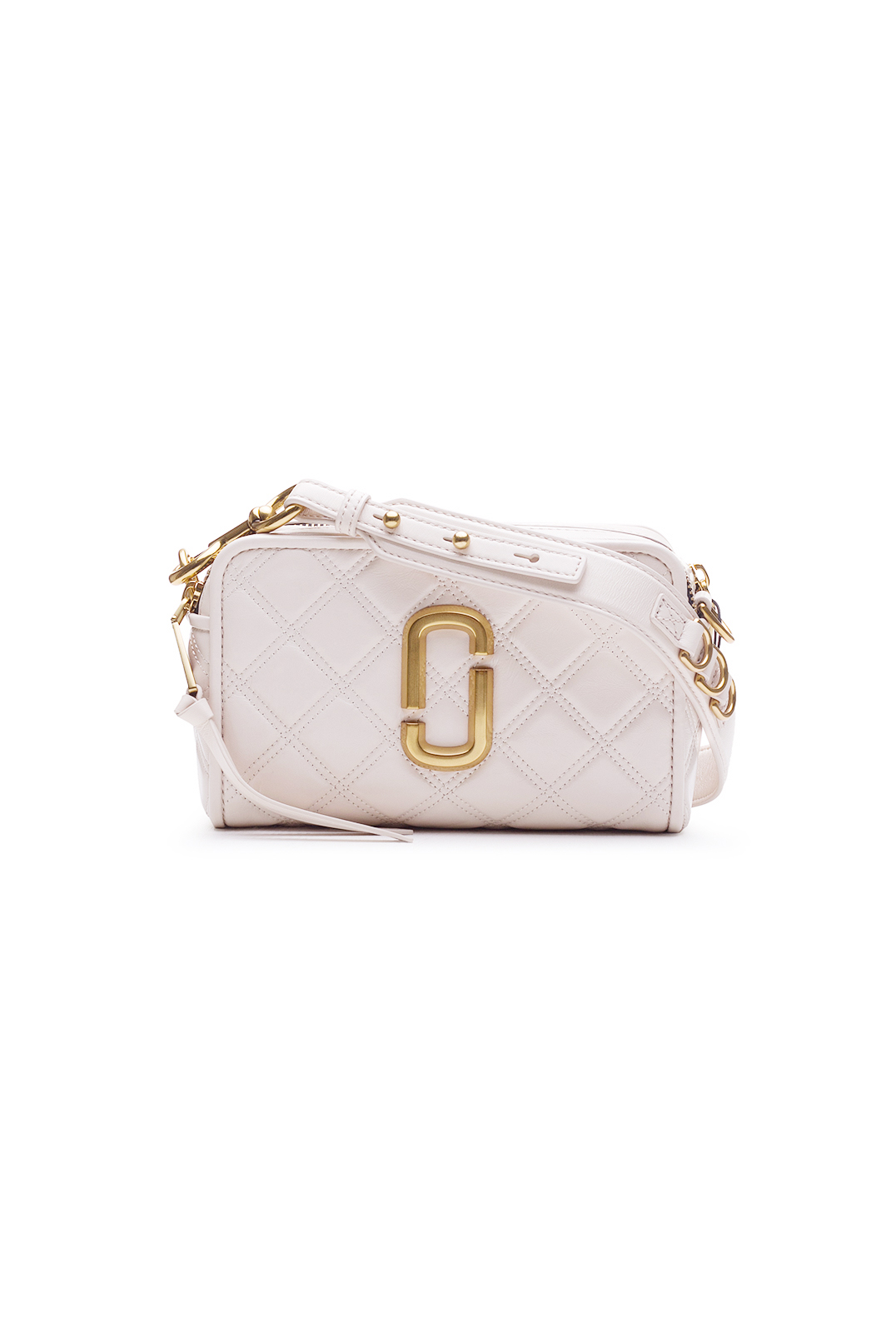 Сумка THE QUILTED SOFTSHOT 21 MARC JACOBS MJb10005
