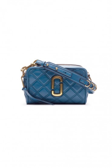 Сумка THE QUILTED SOFTSHOT 21 MARC JACOBS MJb10029