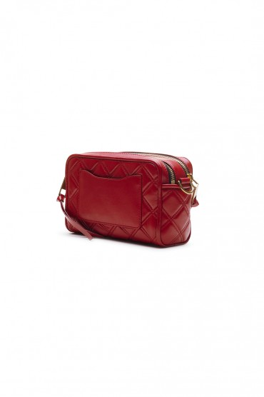 Сумка THE QUILTED SOFTSHOT 21 MARC JACOBS MJb10030