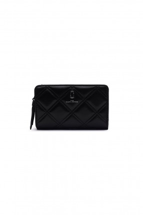 MARC JACOBS Кошелек THE QUILTED SOFTSHOT