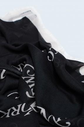 MARC JACOBS Платок с logo-принтом