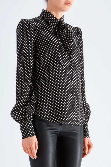 Блуза в горох MARC JACOBS MJp29014