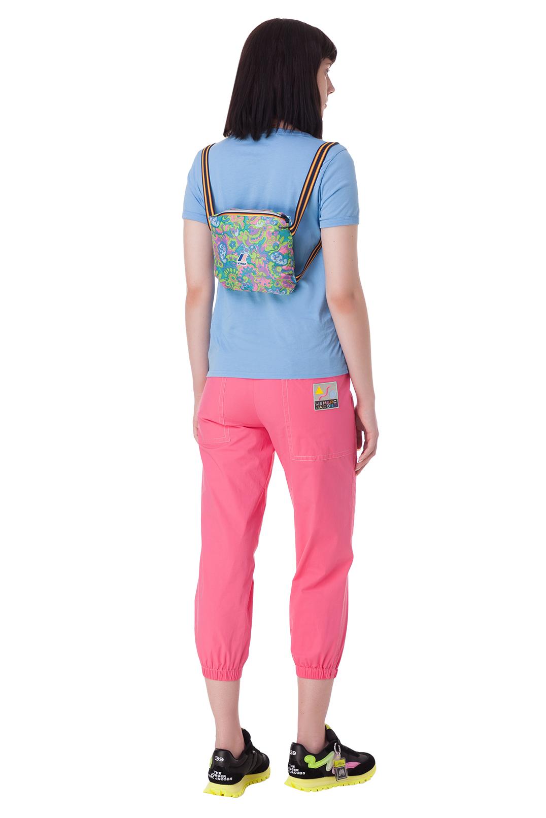 Укороченные брюки с эластичным поясом MARC JACOBS MJw10014