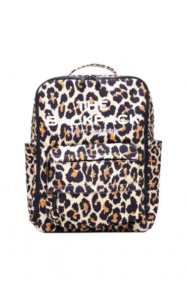 Леопардовый рюкзак MARC JACOBS MJw11006