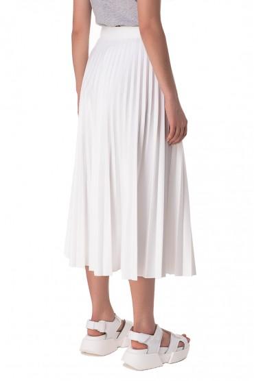 Плиссированная юбка MM6 MAISON MARGIELA MM610005