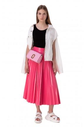 MM6 MAISON MARGIELA Плиссированная юбка