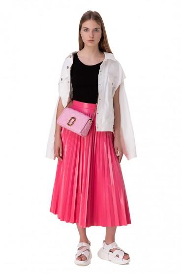 Плиссированная юбка MM6 MAISON MARGIELA MM610006