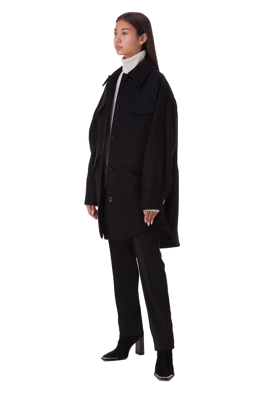 Пальто oversize MM6 MAISON MARGIELA MM620004
