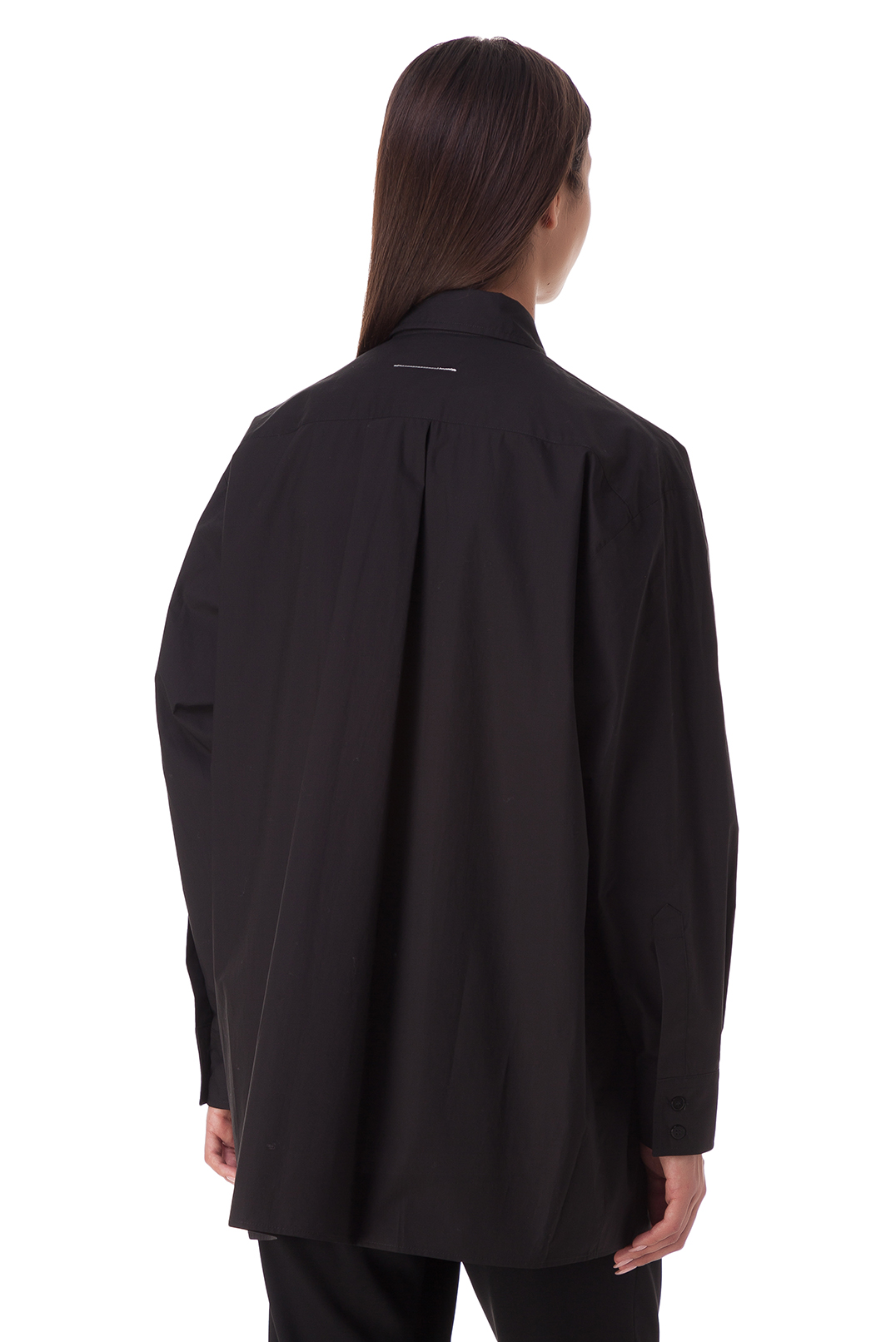 Рубашка oversize MM6 MAISON MARGIELA MM620007