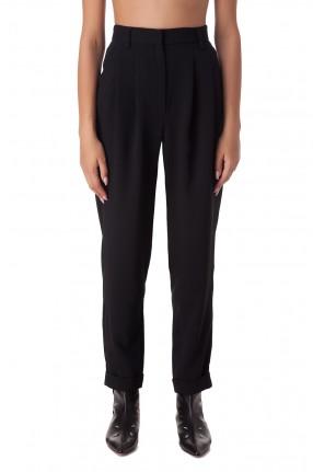 MM6 MAISON MARGIELA Укороченные брюки с защипами