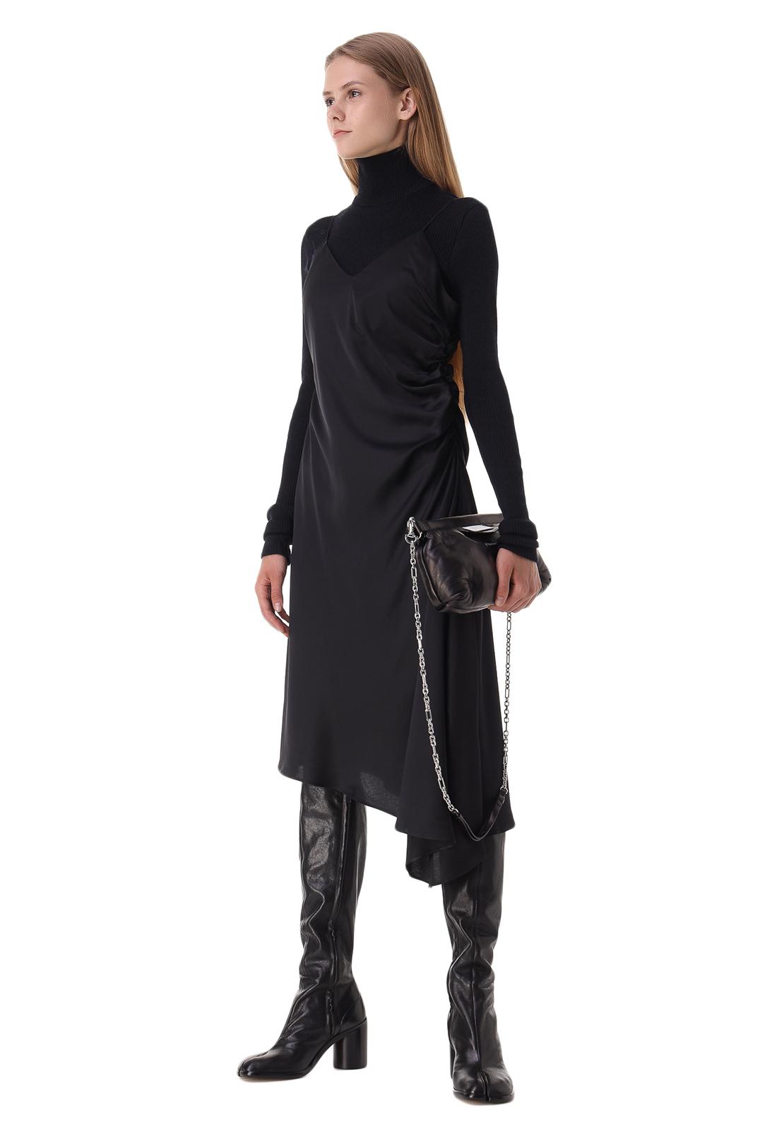 Платье-комбинация MM6 MAISON MARGIELA MM621006