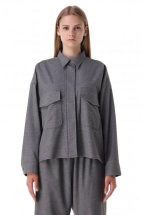 MM6 MAISON MARGIELA Рубашка oversize