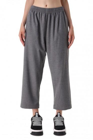 Укороченные брюки MM6 MAISON MARGIELA MM621017