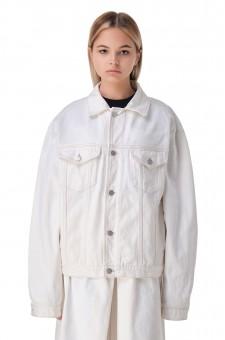 Джинсовая куртка oversize