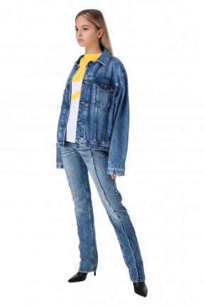 MAISON MARGIELA Джинсовая куртка