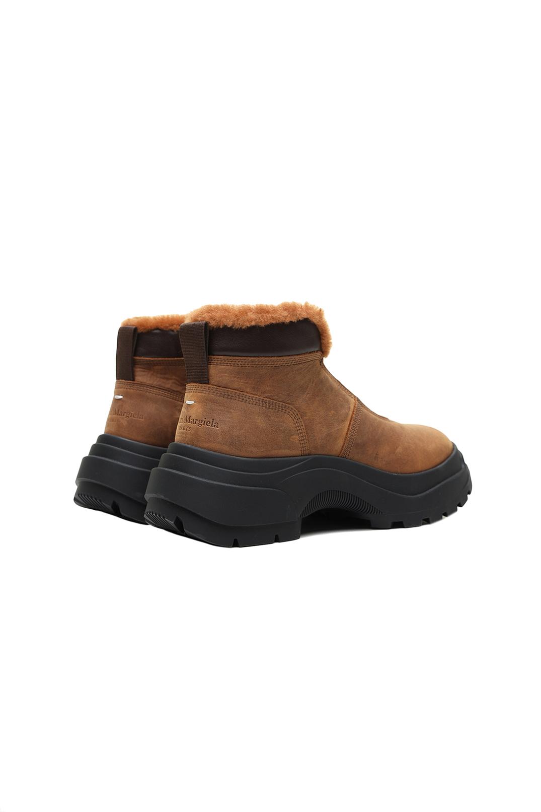 Ботинки на меху MAISON MARGIELA MMsp21005