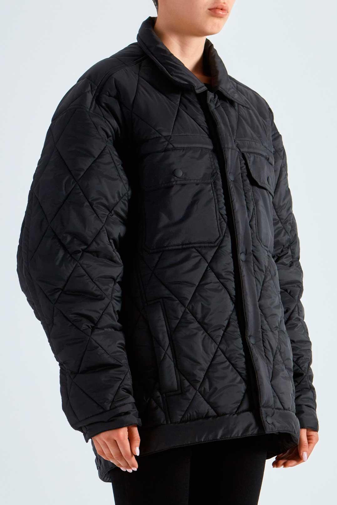 Стеганая куртка oversize MAISON MARGIELA MMw29007
