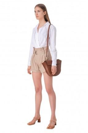 MARISSA WEBB Укороченная блуза