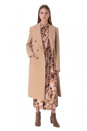 NANUSHKA Двубортное пальто