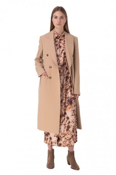Платье-рубашка с принтом NANUSHKA NANp10014