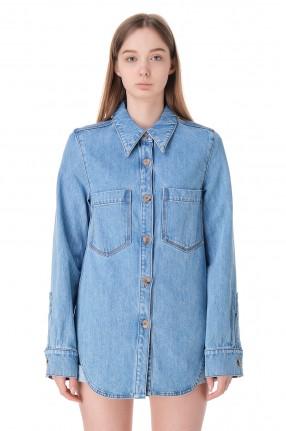 NANUSHKA Джинсовая рубашка