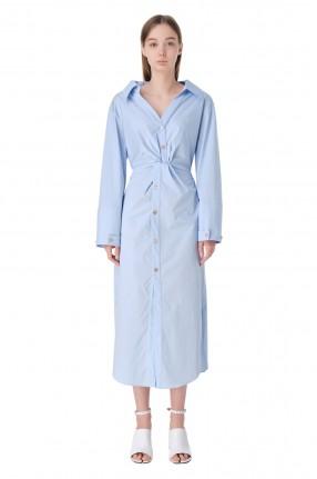 NANUSHKA Платье-рубашка