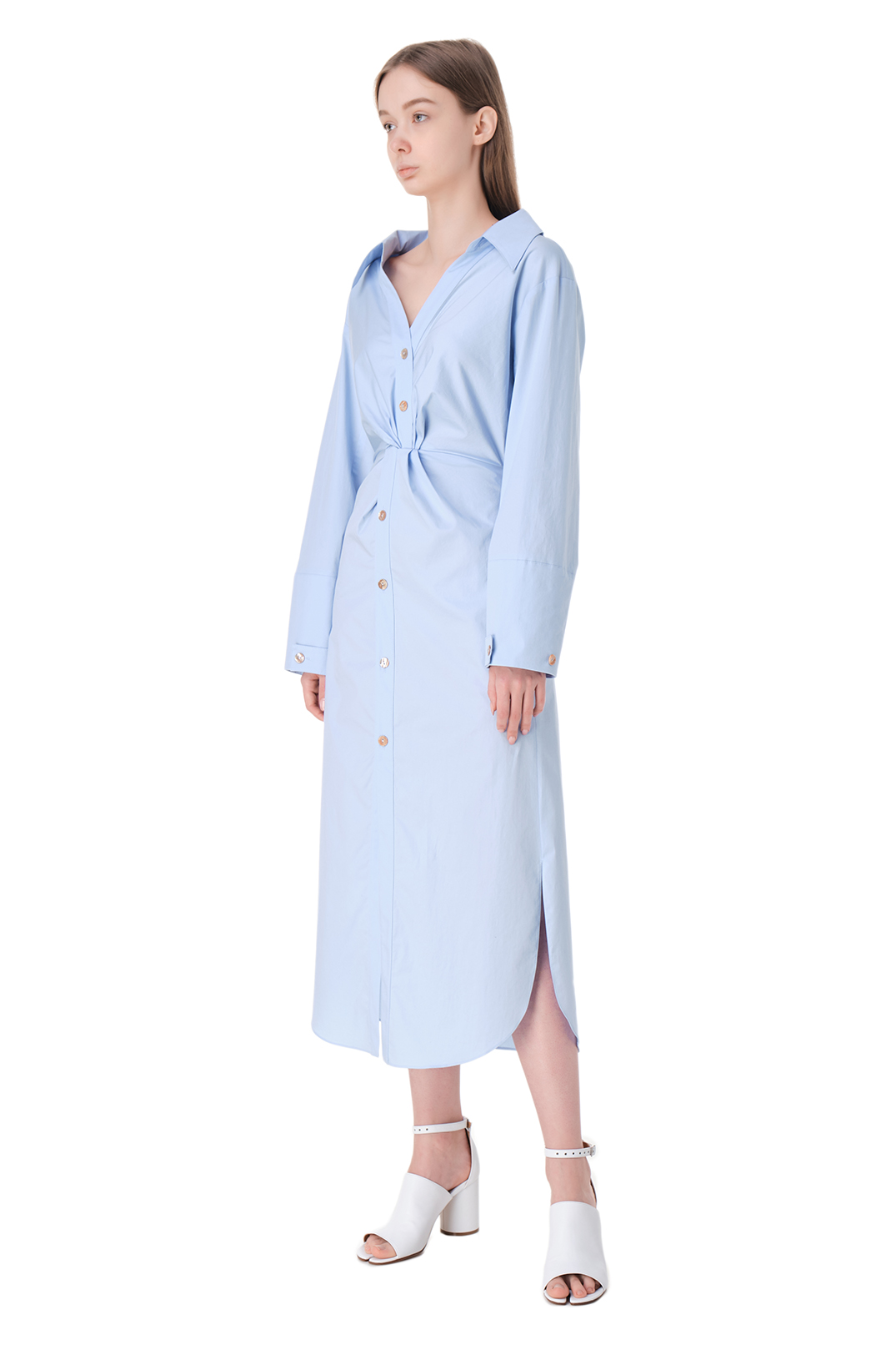 Платье-рубашка NANUSHKA NANp11005