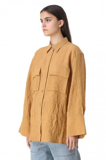 Рубашка oversize NANUSHKA NANw11016